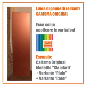 CARISMA STANDARD +PLAIN+COLOR