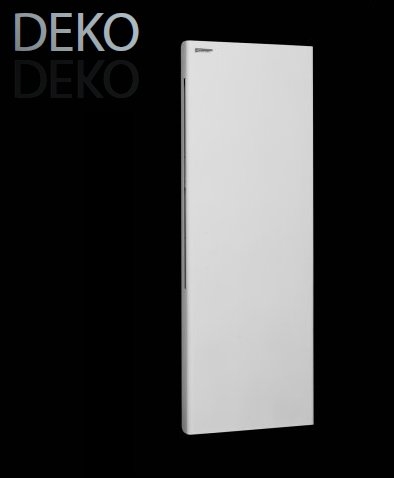 Deko dual therm radiatore verticale radialight gaiaoutlet for Termosifone elettrico a parete